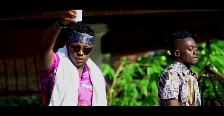 "[WATCH] LilWin Releases Official Video For ""Sor Me So"" Featuring Medikal"
