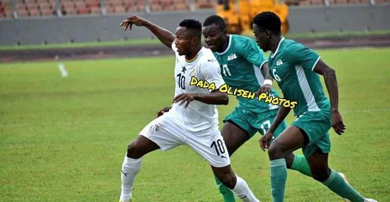 CHAN Qualifiers: Beating Burkina Faso In Ouagadougou Will Require Hard Work – Malik Jabir