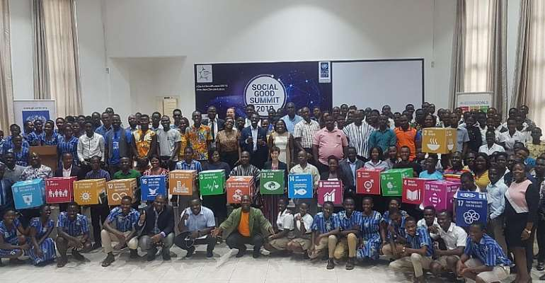 Let's Work, Fight Against Climate Change—UNDP Advises