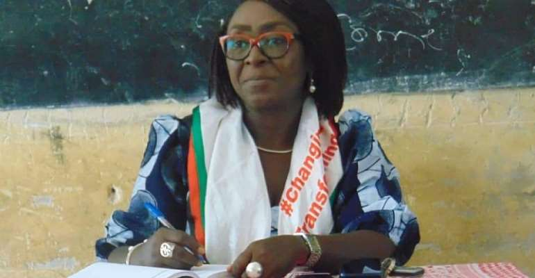 Dzifa Gomashie expresses disappointment at Akufo-Addo for keeping land borders closed