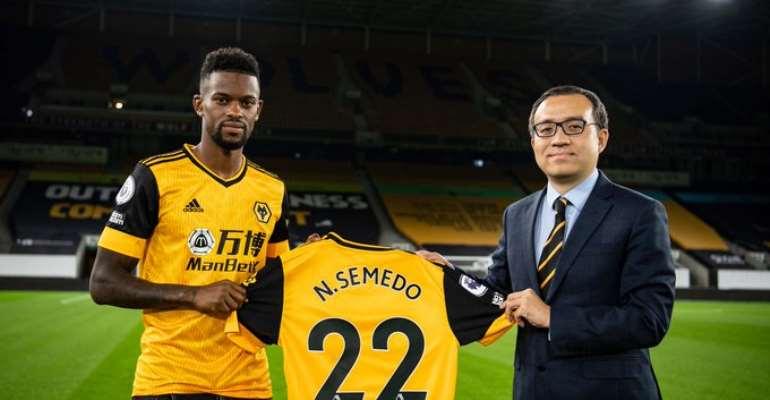 Wolves Sign Nelson Semedo In £37m Deal From Barcelona