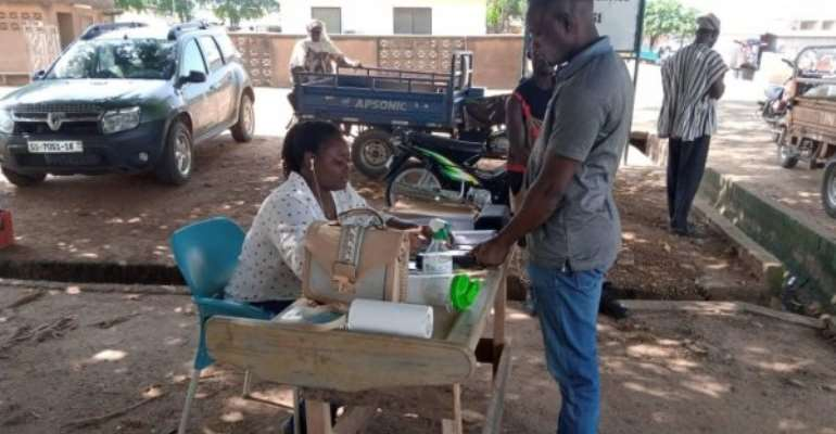 Low Patronage Of Voters Register Exhibition Normal – EC