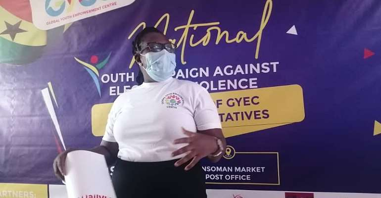 National Youth Campaign Against Electoral Violence Launched