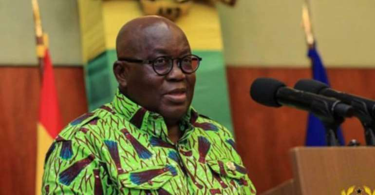 Akufo-Addo Launches Pan African Heritage Museum