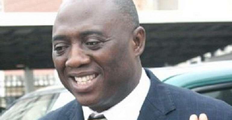 Adamu Sakande is dead
