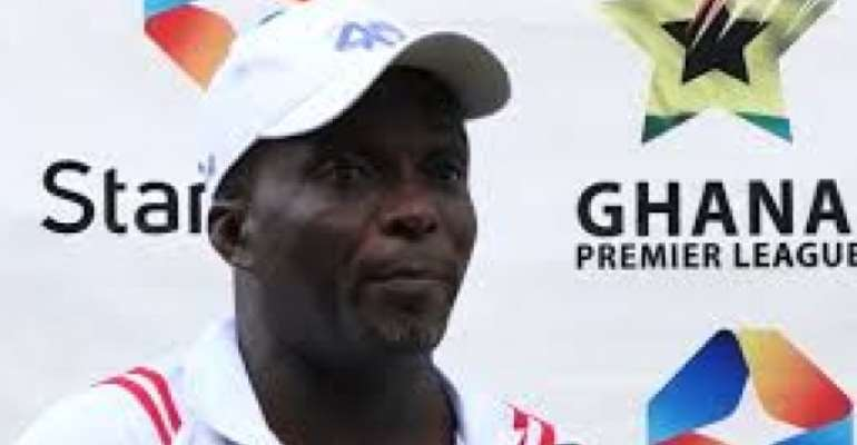 Ernest Thompson appointed new coach for AshantiGold SC