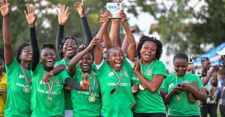 Giwa-McNeil win maiden Origins Cup