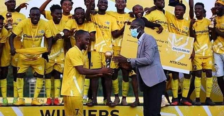 Abrepo win GHC20, 000 plus 2021 MTN Ashantifest Cup