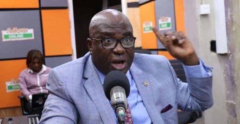 Member of Parliament (MP), for Lower Manya Krobo Constituency, Hon Ebenezer Okletey Teye Larbi