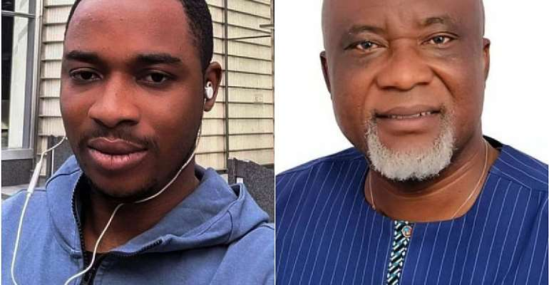 Hopeson Adorye uncovers Twene Jonas true life in US, says he is a jobless man perching for space