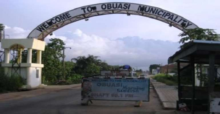70% of Ghana's gold extract comes from Obuasi, yet lacks social facilities — Residents lament