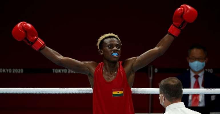 Joshua Clottey: Samuel Takyi needs richer amateur experience