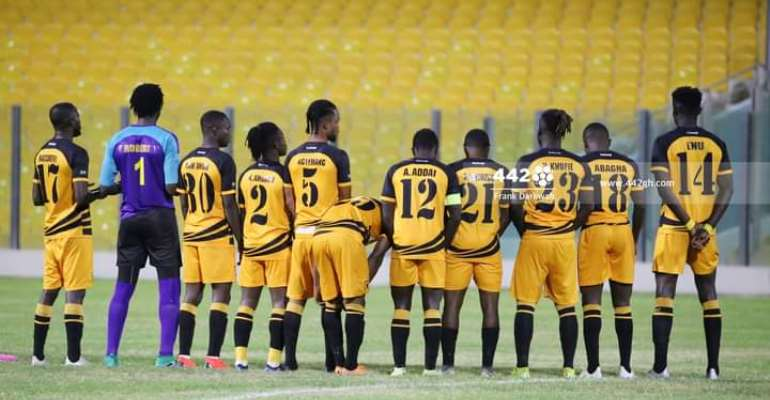 Ashgold v Inter Allies match-fixing scandal: Ten players of Ashantigold SC charged for playing in match of convenience