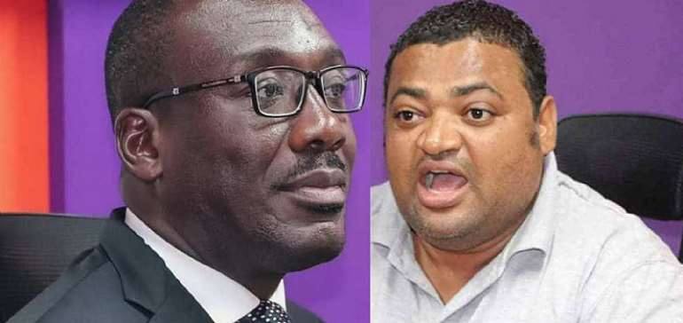 The new GBA president can't criticise government, he's a known NPP member — Yamin