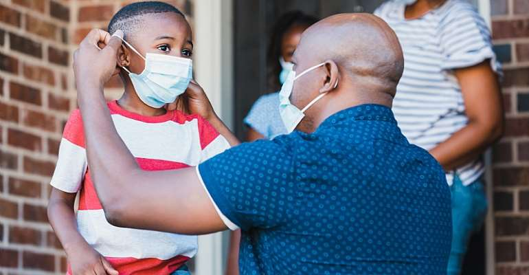 As the pandemic progresses, many more children will experience devastating losses. - Source: SDI Productions/GettyImages