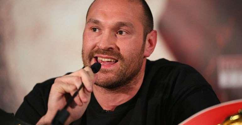 Fury postponed Klitschko title rematch over