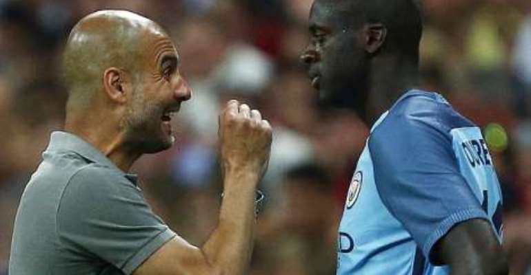 Dimitri Seluk: Yaya Toure's agent accuses Pep Guardiola of treating Manchester City players 'like dogs'