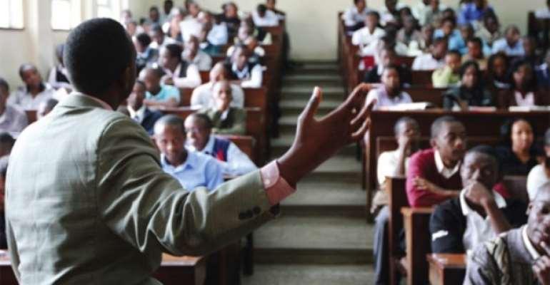 Colleges of Education tutors suspend strike