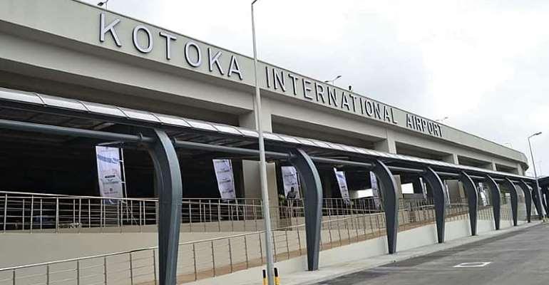 Video: Monday Floods Submerge KIA Terminal 3