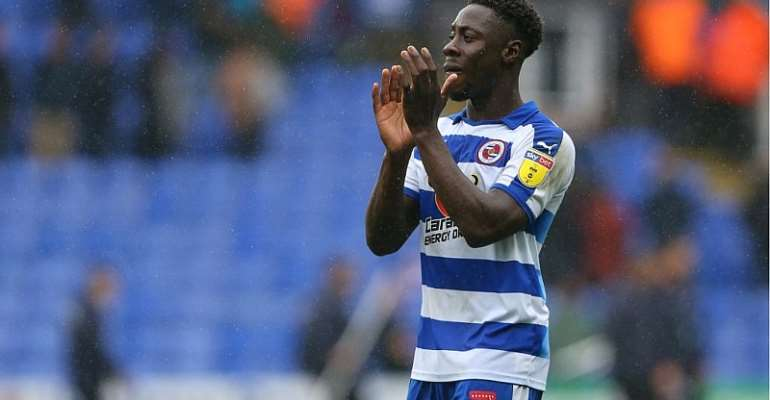 Andy Yiadom 'Feels Good' After Helping Reading Beat Hull City
