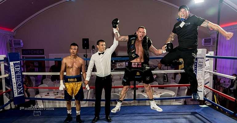 Peaky Blinder Of A Night In Derby As Peers, Varley, Russo And Jones Win In Style