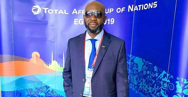 GFA Elections: George Afriyie Outlines His Vision