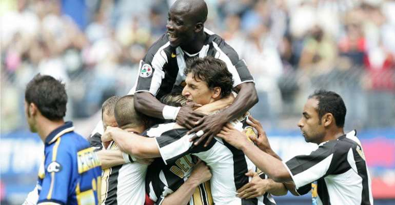 Racism Will Never End In Football - Stephen Appiah