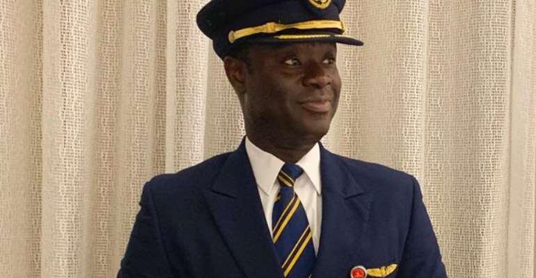 Captain Solomon Quainoo