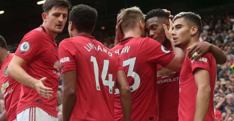 Man Utd Post Record Revenue of £627 Million