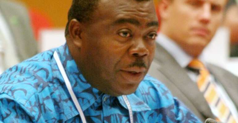 Acting Director-General of State Interest and Governance Authority, Stephen Asamoah Boateng led the takeover last week
