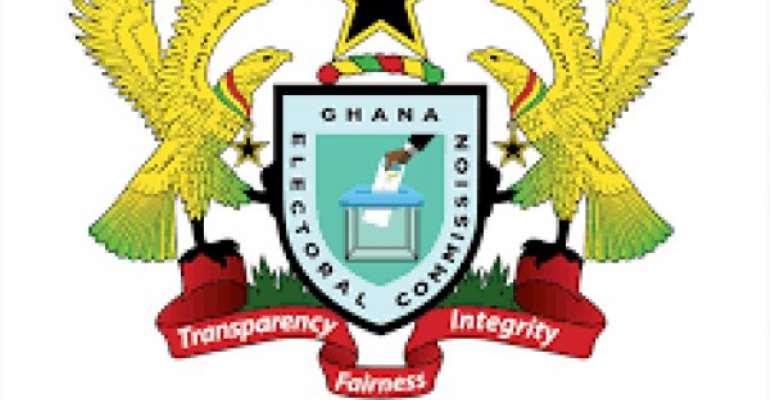 EC Sets Second Voters' Registration Exercise On October 1
