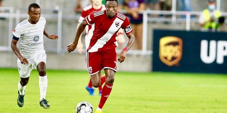 Loudoun United FC Attacker Elvis Amoh Targets MLS Move