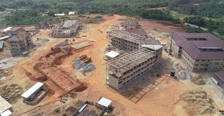 Akufo-Addo Has Built Over 2,000 classrooms, Started 7 New SHSs – NPP to Mahama