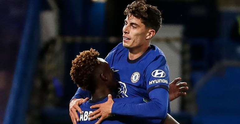 Carabao Cup: Havertz Hat-Trick Sees Chelsea Progress To Next Round