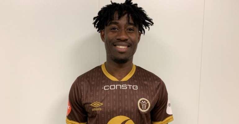 OFFICIAL: Midfielder Isaac Twum Signs For Norwegian Club Mjøndalen IF