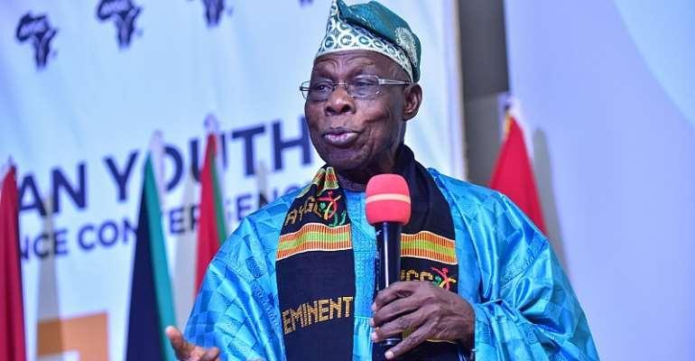 Eminent Fellow, AYGC and Former President of the Republic of Nigeria H.E. Olusegun Obasanjo