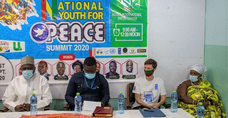 Citizens Urged To Guard Ghana's Democratic Gains And Help Sustain Peace