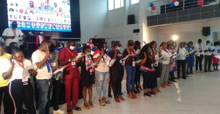 Election 2020: NPP Targets 24 Seats In Accra