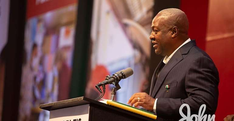 [Fact Checker] What Really Did Mahama Say About Zongos And Mortuaries?