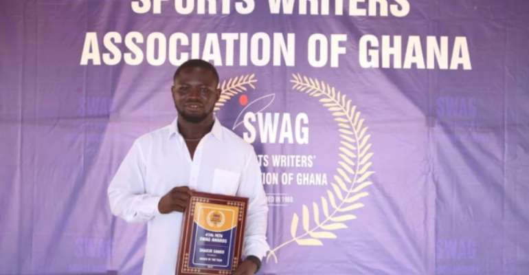 45th MTN SWAG Awards – Shakur Samed Crowned Amateur Boxer Of The Year
