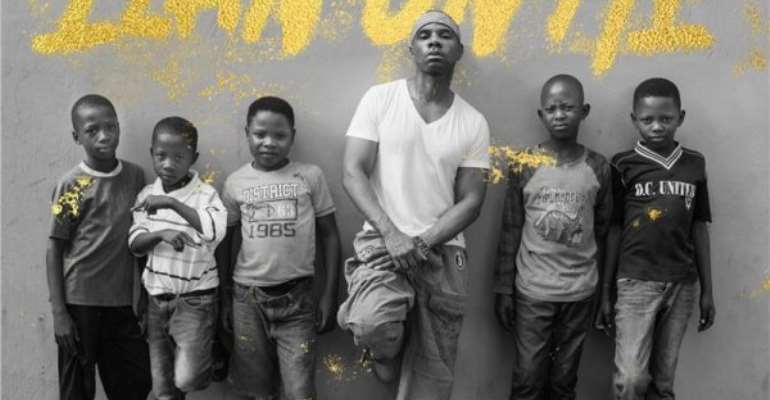 Six Ghanaian teenagers join Kirk Franklin's song re-release 'Lean on Me'