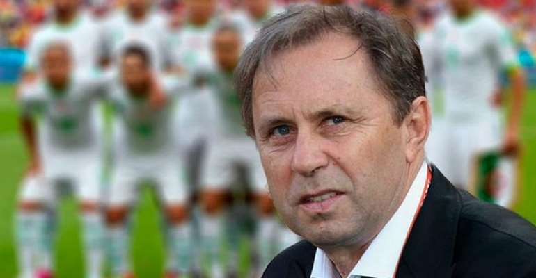 Milovan Rajevac agrees $100,000 sign-on fee plus $30,000 monthly salary to coach Black Stars