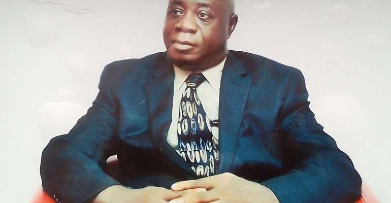 Bishop Dr. James AKwasi Oppong