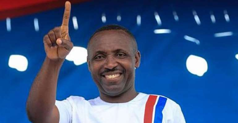 Celebrating International Youth Day: A Focus On John Boadu Of The NPP, An Accomplished Youth Leader