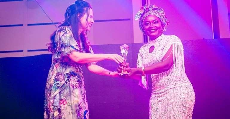 Ghanaian Women's Advocate wins global award
