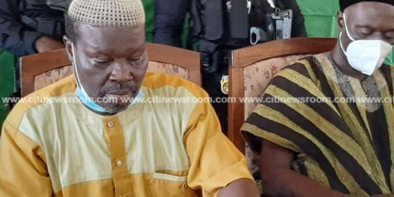 Yendi MCE nominee Alhaji Yussuf Abubakar rejected