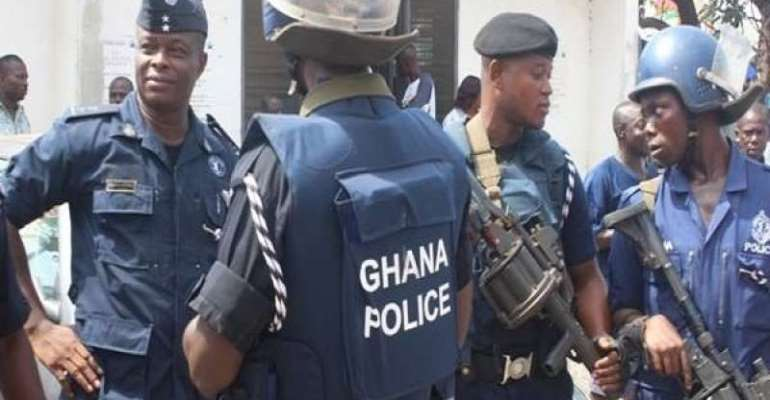 Police place GHS50,000 bounty on heavily armed daylight robbers in Accra