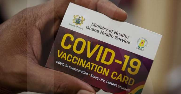We're working to accept Ghana's COVID-19 vaccine certificate – UK government