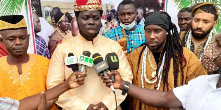 Prioritise The Needs of Your People – Nii Oyanka Urges Anamase Chiefs