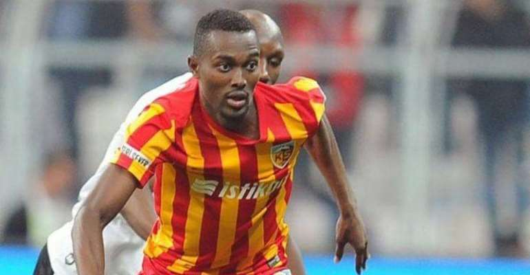 Three reasons why Ghana must talk to former Atletico Madrid midfielder Bernard Mensah out of his decision to quit the Black Stars